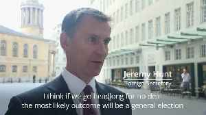 Jeremy Hunt: Calling general election would be 'political suicide' [Video]
