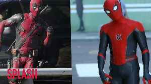 Deadpool Could Appear In The Next Spider-Man Film [Video]