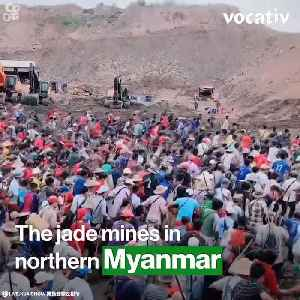 Myanmar's Green Gold Rush is Killing Dozens of People Every Year [Video]