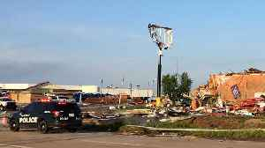 Tornadoes Leave Behind A Trail Of Destruction In Dayton, Ohio [Video]