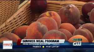 Marana summer meal program begins at some schools [Video]