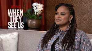 Ava DuVernay On 'When They See Us' [Video]