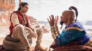 Disney's Live-Action 'Aladdin' Grosses $113M Over Memorial Day Weekend | THR News [Video]
