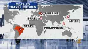 Measles Outbreak: What You Need To Know Before Flying [Video]