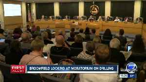 Broomfield City Council to vote on possible 6-month permit moratorium [Video]