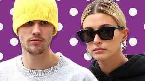 Justin & Hailey Bieber Put Wedding PLans On HOLD Until Justin RECOVERS From Mental Health Issues! [Video]