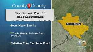 New Rules Issued For New Jersey Microbreweries [Video]