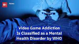 Video Game Addiction Is A Real Thing [Video]