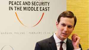 Trump Envoys Kushner, Greenblatt In Middle East to Seek Support For Peace Plan [Video]