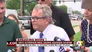 Ohio governor assesses tornado damage [Video]