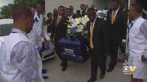 Muhlaysia Booker Laid To Rest [Video]