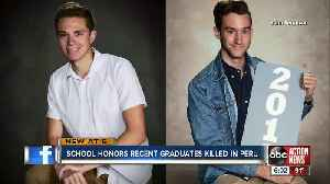 Southeast High students and staff remember recent grads killed in Peru [Video]