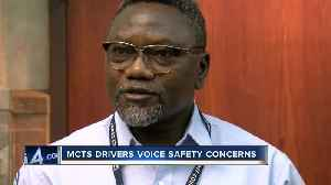 MCTS driver speaks out after woman accused of stabbing him pleads not guilty [Video]