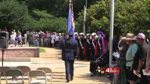 Respects paid to fallen veterans during Memorial Day ceremony in Milledgeville [Video]
