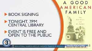 Local author talks about new book 'A Good American Family' [Video]
