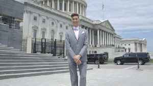 Congressional Intern Seth Owen Witnessed Passage of Historic Equality Act [Video]