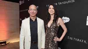 MacKenzie Bezos pledges half of divorce settlement to charity [Video]