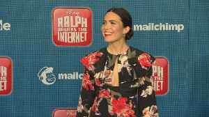 Mandy Moore reaches Mount Everest base camp [Video]