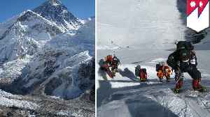 News video: Mount Everest death toll rises to 11