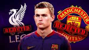 Barcelona Beat Liverpool & Manchester United To Signing Of £75M Ajax Star! | Transfer Talk [Video]