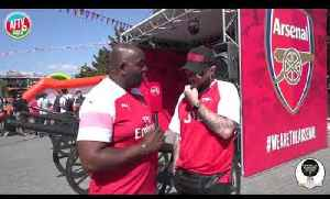 Arsenal v Chelsea | DT Gives His Preferred Starting 11 (Leno Or Cech?) [Video]