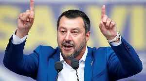 Salvini calls for EU to scrap fiscal rules after election triumph [Video]