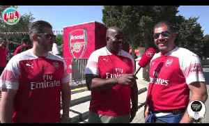 Arsenal v Chelsea | There Are More Arsenal Fans, They'll Be The 12th Man! [Video]