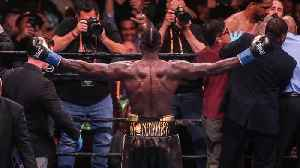 Deontay Wilder Avoids Anthony Joshua, Announces Rematch Against Luis Ortiz [Video]