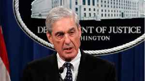 Mueller Won't Testify To Congress About The Russia Investigation [Video]