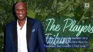 Lamar Odom Details His Addiction and Infidelity Issues in New Book [Video]