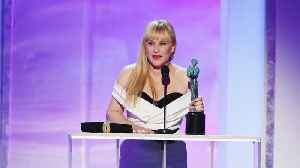 Patricia Arquette was asked to lose weight for 'Medium' role [Video]