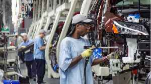 UAW Petitions Union Vote For VW Plant Workers In Chattanooga [Video]