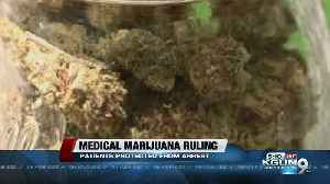 Pot patients protected from arrest for hashish [Video]