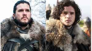 'Game Of Thrones' Star Kit Harington Gets Treatment For Stress [Video]