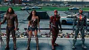 Zack Snyder Releases His Justice League Images [Video]