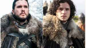 Kit Harington Cries Over GOT Ending [Video]