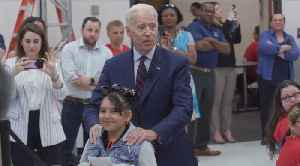 'I'll Bet You're as Bright as You Are Good-Looking': Biden Speaks to Young Girl at Houston Town Hall [Video]
