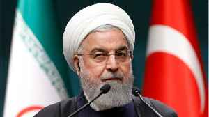 Rouhani suggests U.S. talks possible if sanctions lfted [Video]