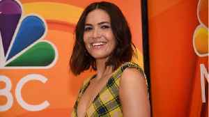 Mandy Moore Celebrates Reaching Mount Everest Base Camp [Video]