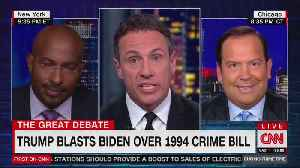 Van Jones locks horns with Steve Cortes over Central Park Five [Video]