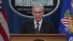 Special counsel Robert Mueller says his investigation is complete [Video]