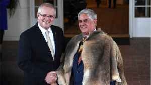 Australia swears in its first aboriginal minister [Video]