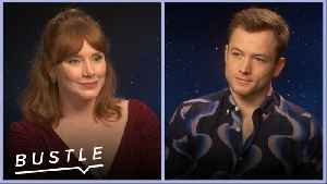 Taron Egerton and The 'Rocketman' Cast Discuss Elton John's Legacy [Video]