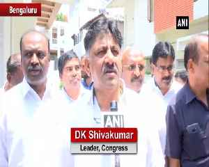 Never expected such a big loss to the Congress DK Shivakumar [Video]
