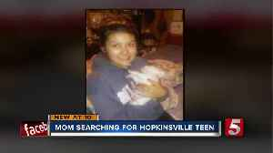 Mother searches for missing teenage daughter with epilepsy [Video]