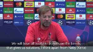 Jurgen Klopp: This Liverpool team is the best I've ever taken into a final [Video]
