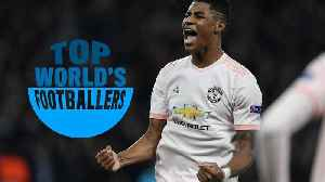 All You Need To Know About Marcus Rashford [Video]