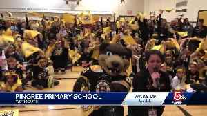 Wake Up Call from Pingree Primary School [Video]