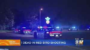 1 Dead After Shooting Inside Car In Red Bird Area [Video]