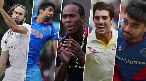 Five bowlers to watch at the Cricket World Cup [Video]
